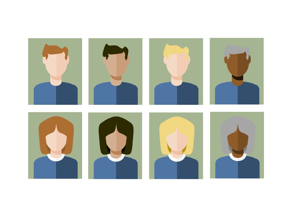 PowerPoint People Icons