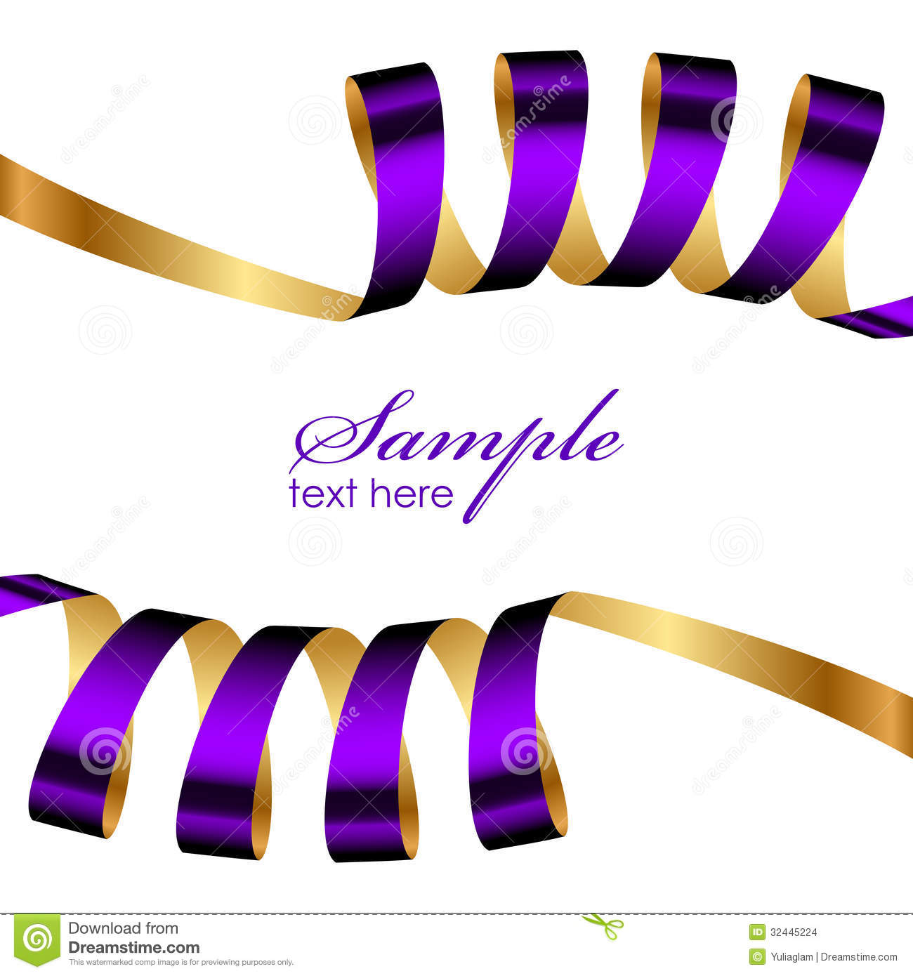 ... Border Designs, Purple and Gold Borders and Purple and Gold Purple Top Border Clip Art