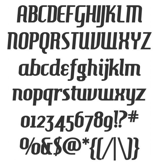 Retro-Style Fonts Free