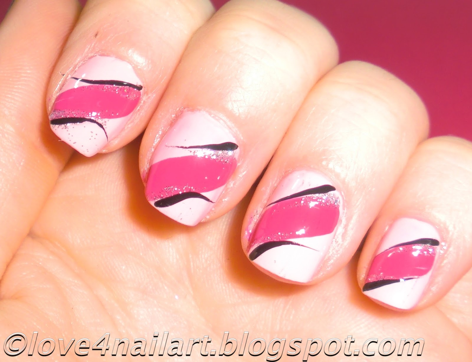 19 Step By Step Nail Designs For Short Nails Images - Easy Nail ...