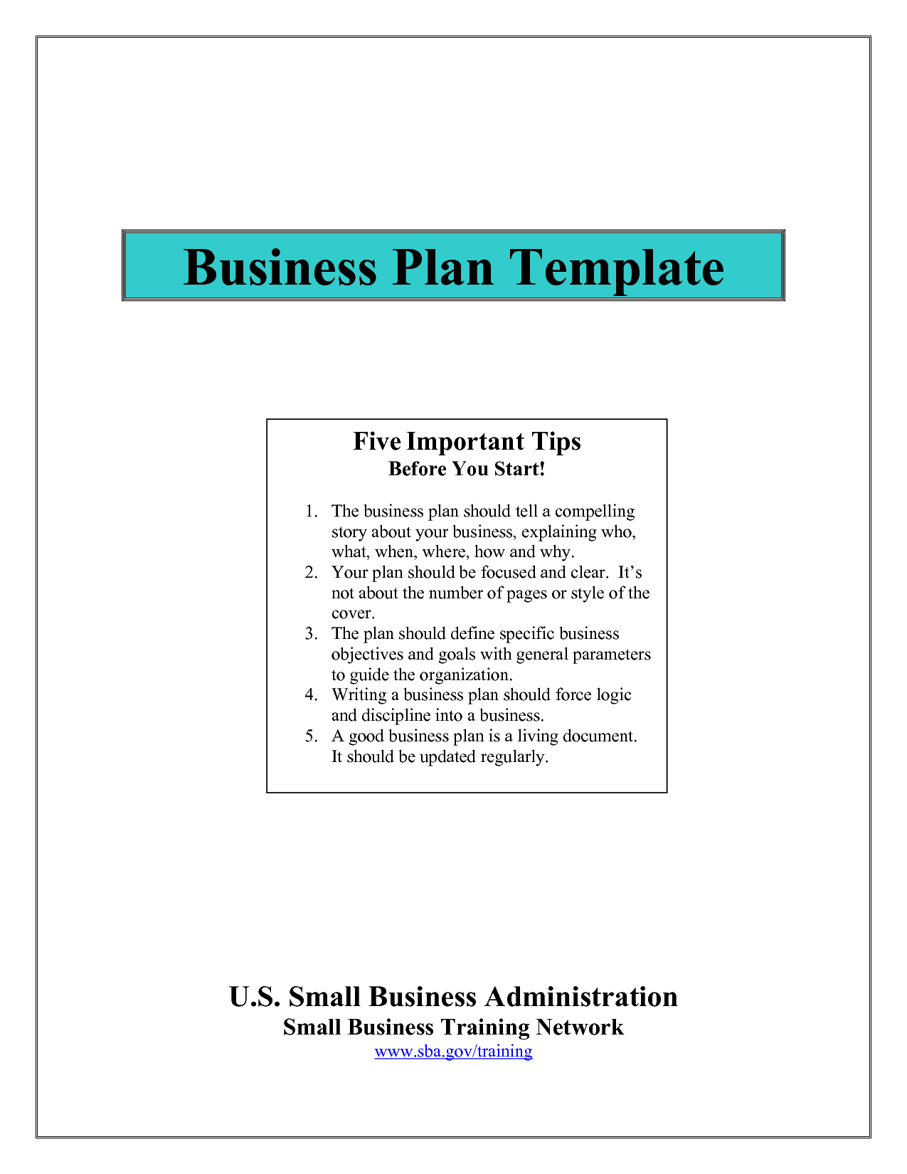 Planwrite Business Plan Writer Software
