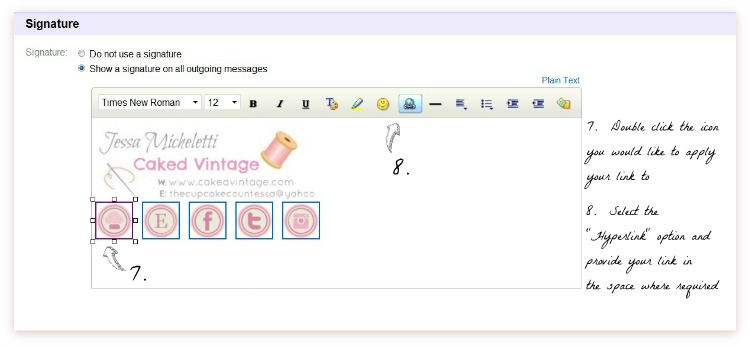 18 small icons for email signature images phone fax icon