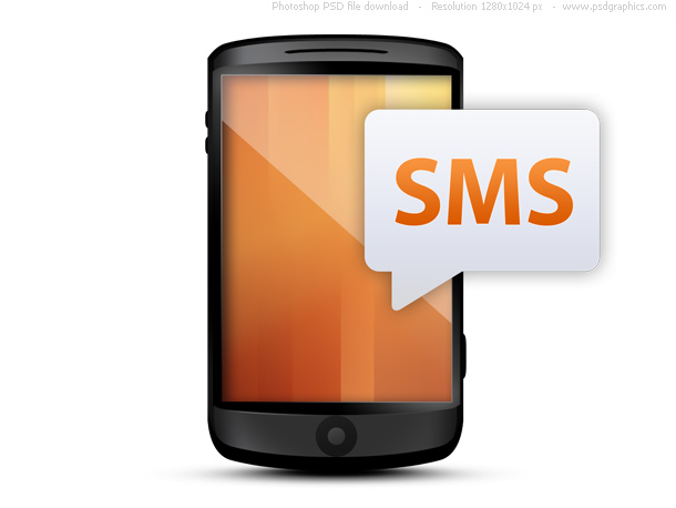 15 Cell Phone Text Icon Images