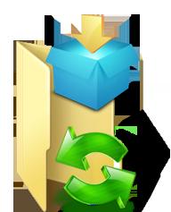 6 Sync Folder Icon Images