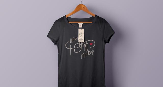 T-Shirt Mock Up Psd