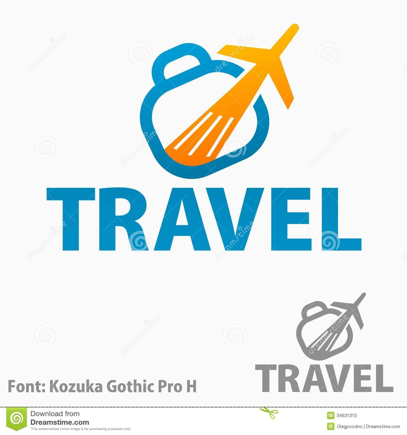 Travel Channel Logo Vector