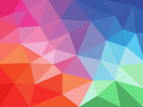 Vector Art Geometric Shapes