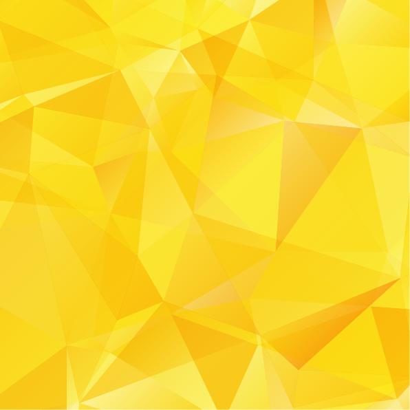 Yellow Geometric Design