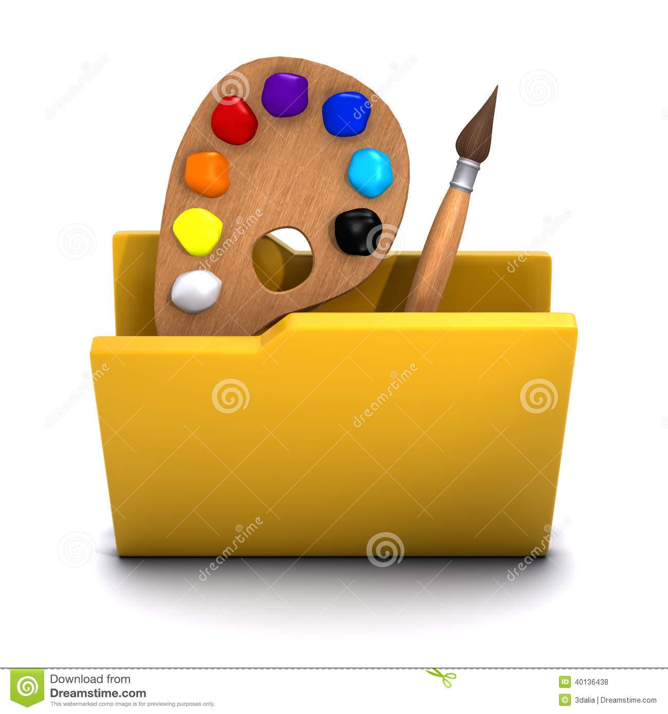13 Folder Icon Render Images