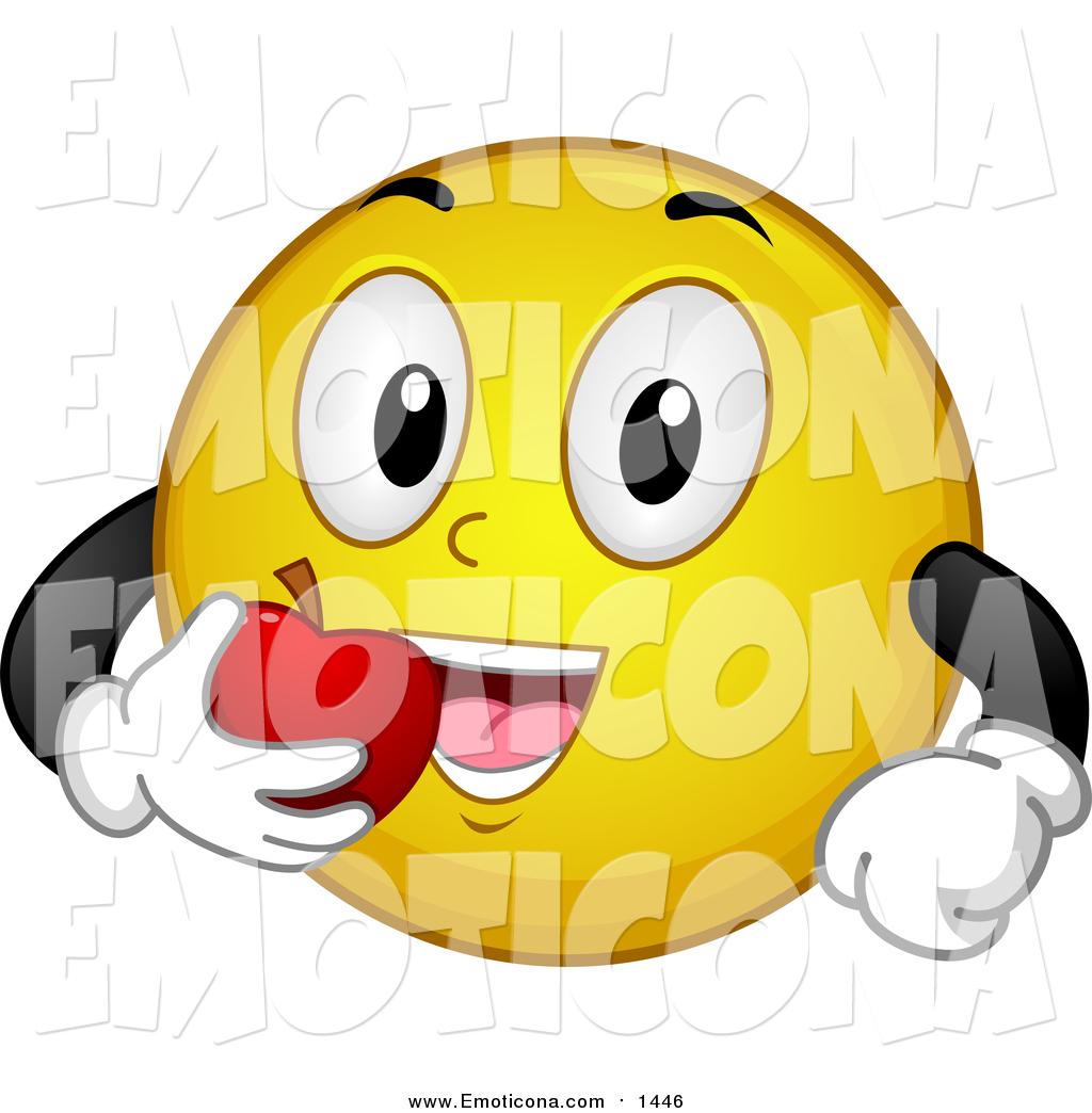 Apple Emoticons Happy