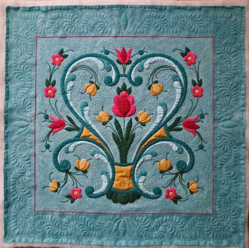 Applique Quilting Quilt Patterns