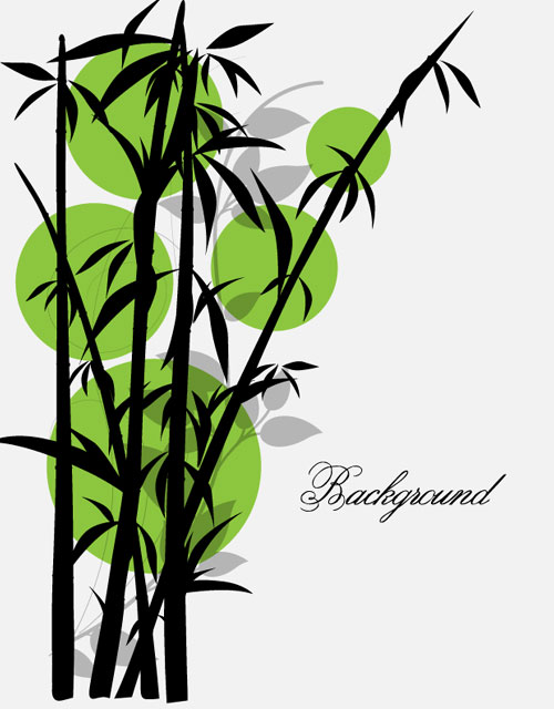 Bamboo Plants Drawing