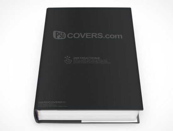 Book Cover Design Blank : Free blank book cover template psd images