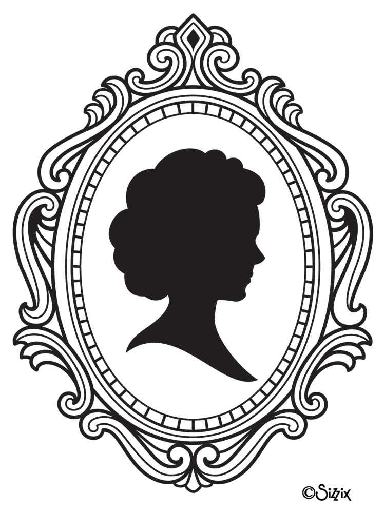 16 Free Vector Silhouettes Cameo Images