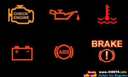 car warning icons images car dashboard warning lights
