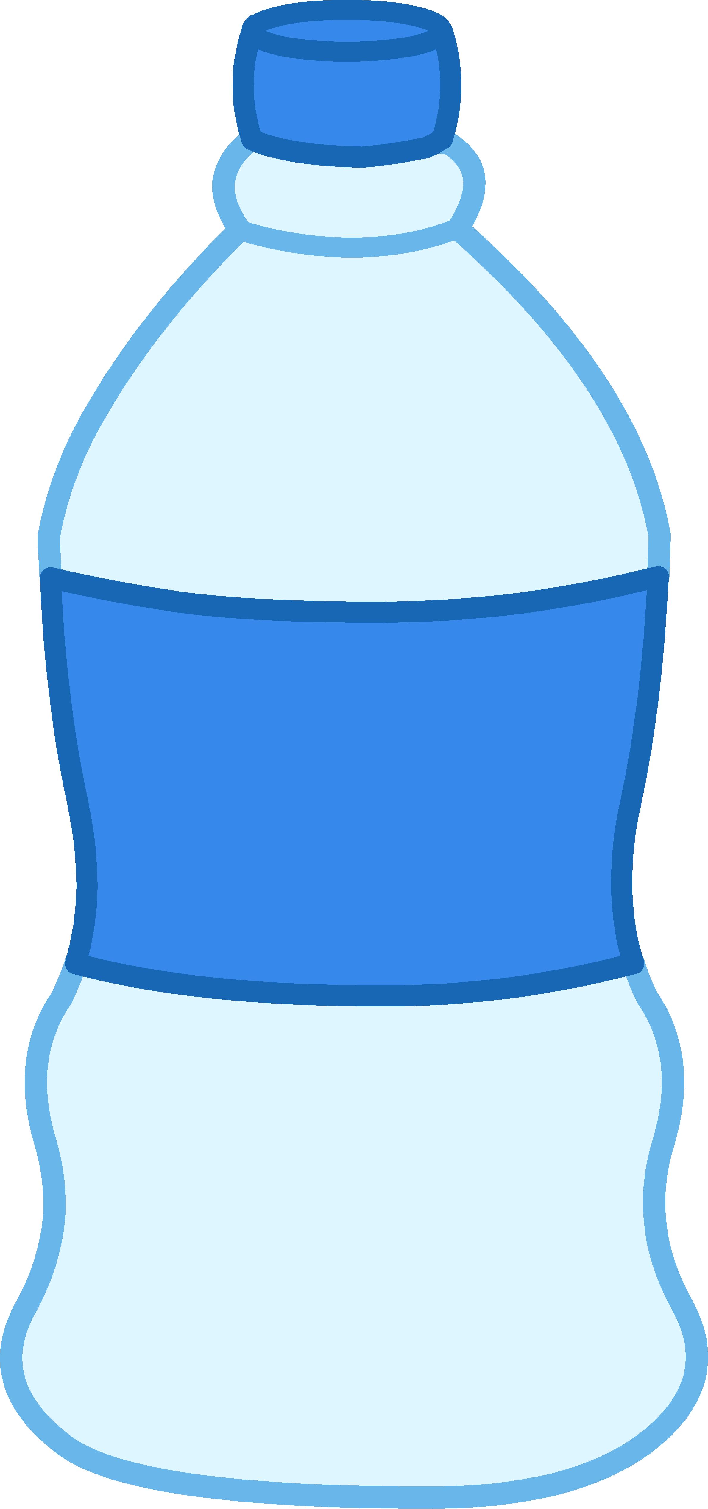 Cartoon Water Bottle Clip Art