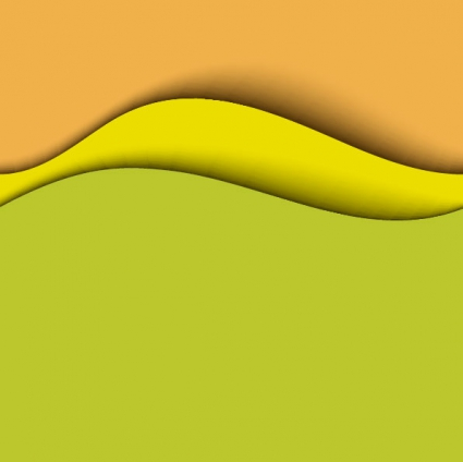 Cartoon Wave Vector