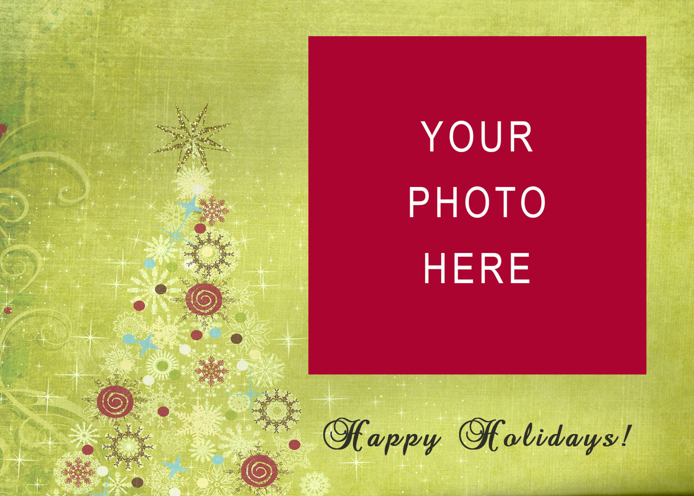 Free Christmas Card Templates.11 Christmas Card Templates Free Download Images Christmas