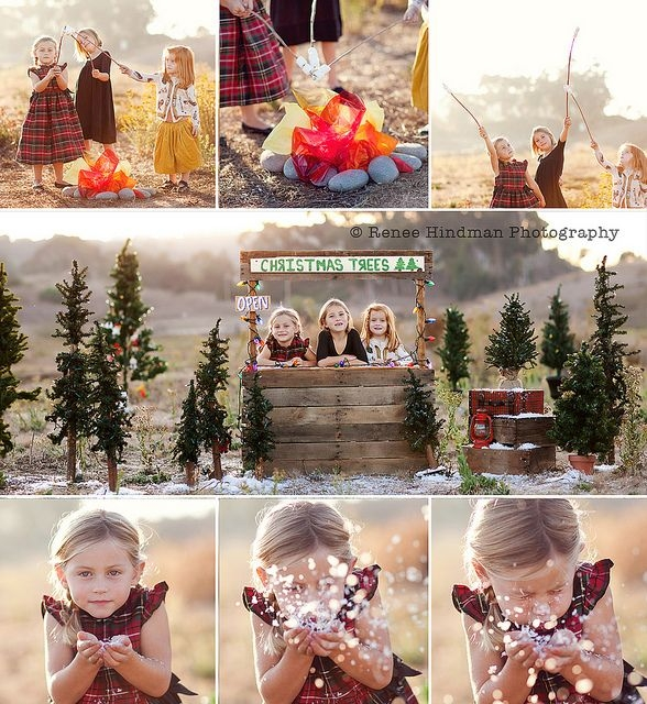 Christmas Photography Mini Session Ideas