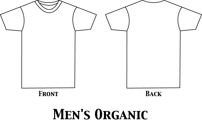 13 clothing design templates for men images fashion for Clothing templates for illustrator