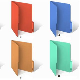 Custom Windows Folder Icons