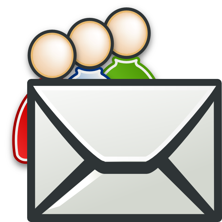 Email Group Icon