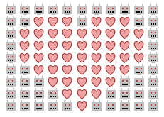 Facebook Emoticons Heart Love