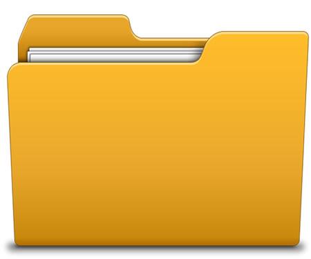 File Folder Icons Free