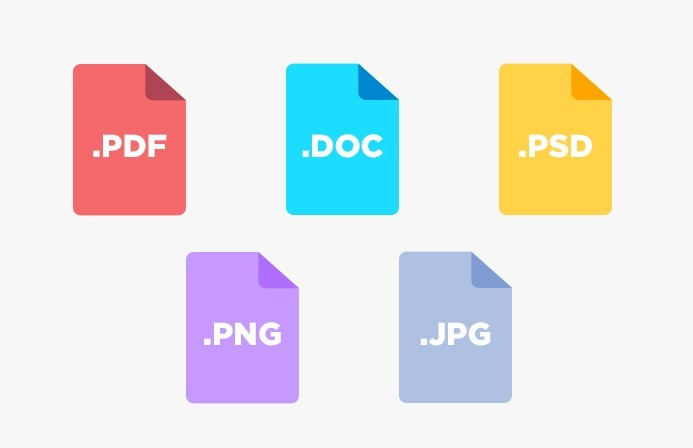pdf  button psd free