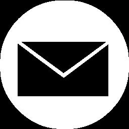 Free Email Icon White