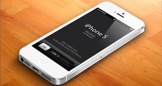 Free iPhone 5 White
