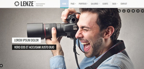 7 Professional Photography Websites Images