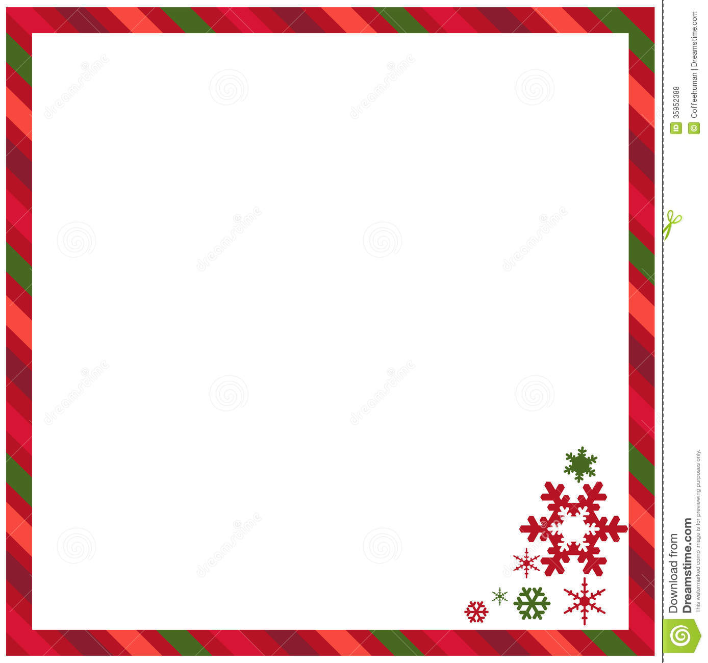 Free Photoshop Christmas Frames