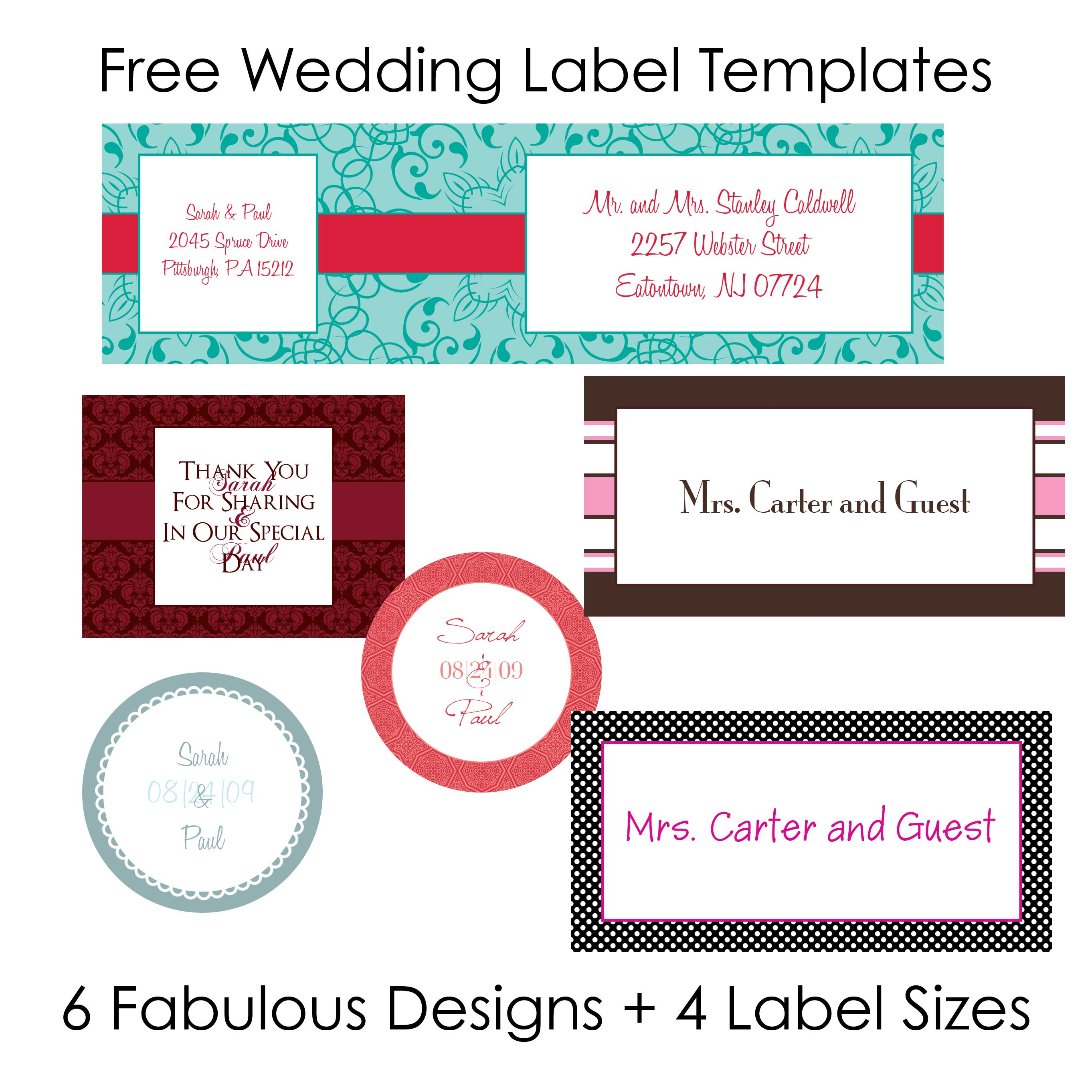 18 free label designs images free vintage label template downloads free design label for Free mail label templates