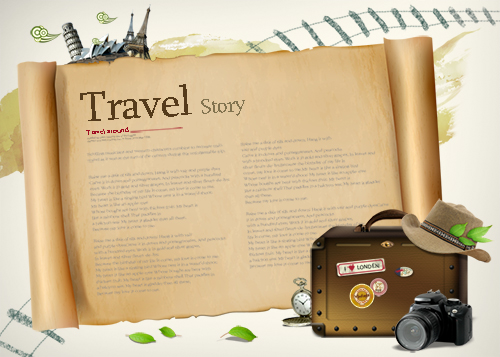 travel brochure templates free download - 15 free travel flyer psd downloads images travel agency