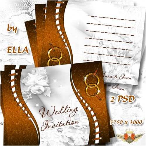 Wedding invitation cards designs free download psd yaseen for download free wedding invitation designs free wedding invitation psd stopboris Image collections