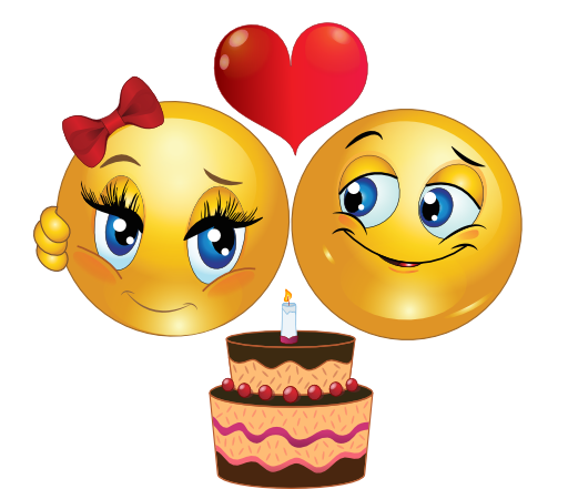 6 Animated Emoticons Couple Images