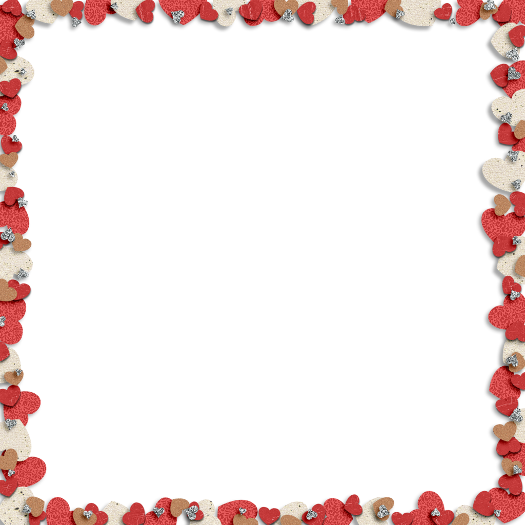 17 beautiful designs with hearts border images heart bing clip art free images bing clip art free library