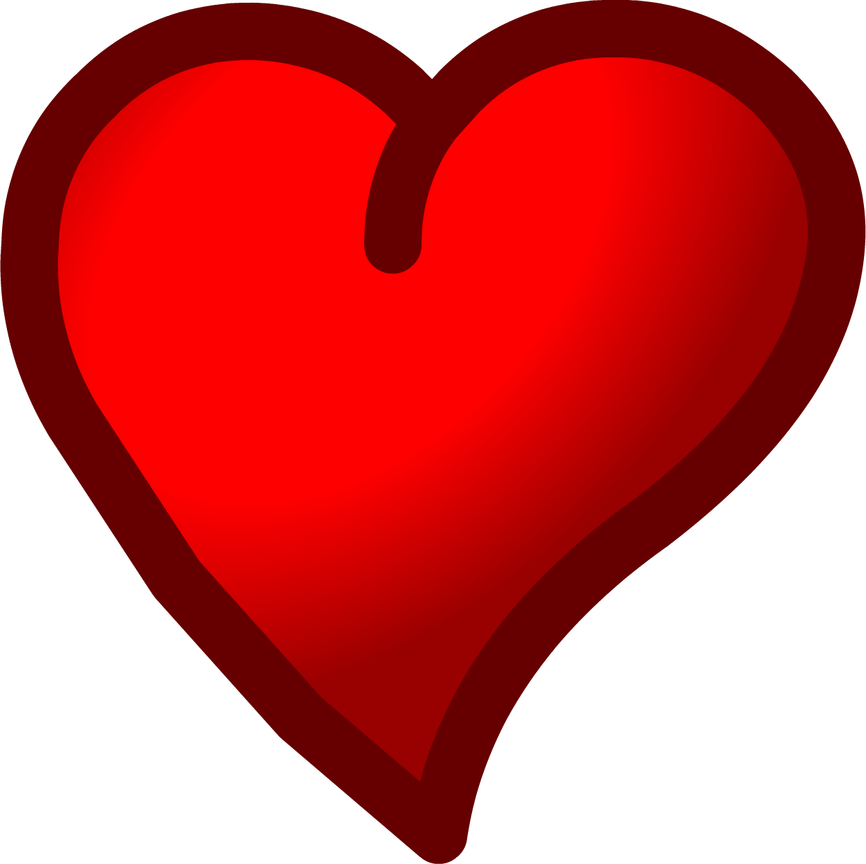 13 Heart Emoticon Facebook Images