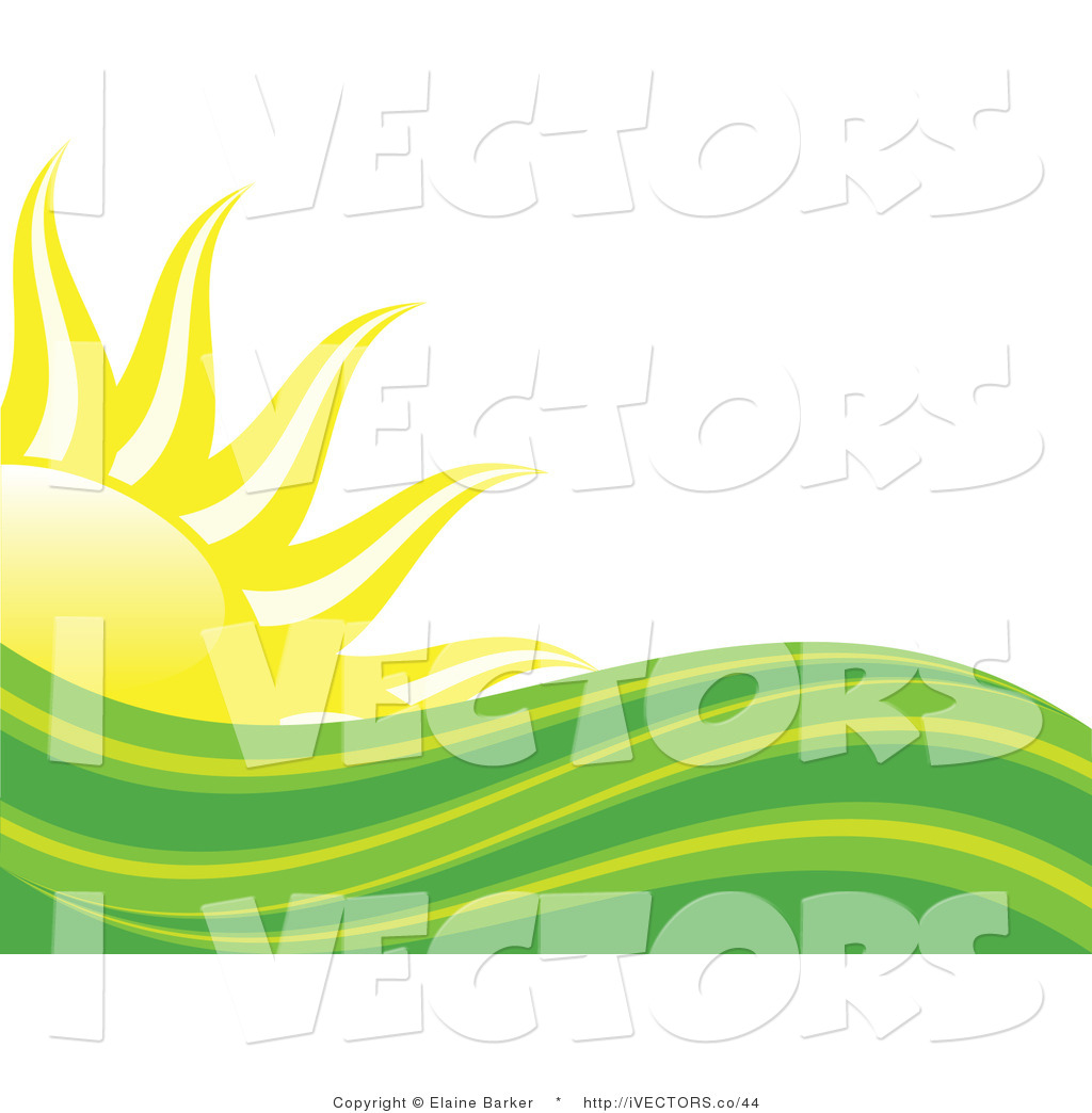 Heat Wave Clip Art