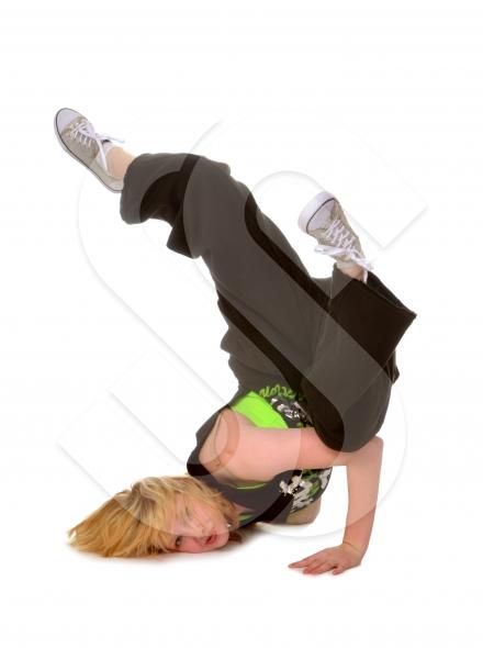 Hip Hop Girl Dancers