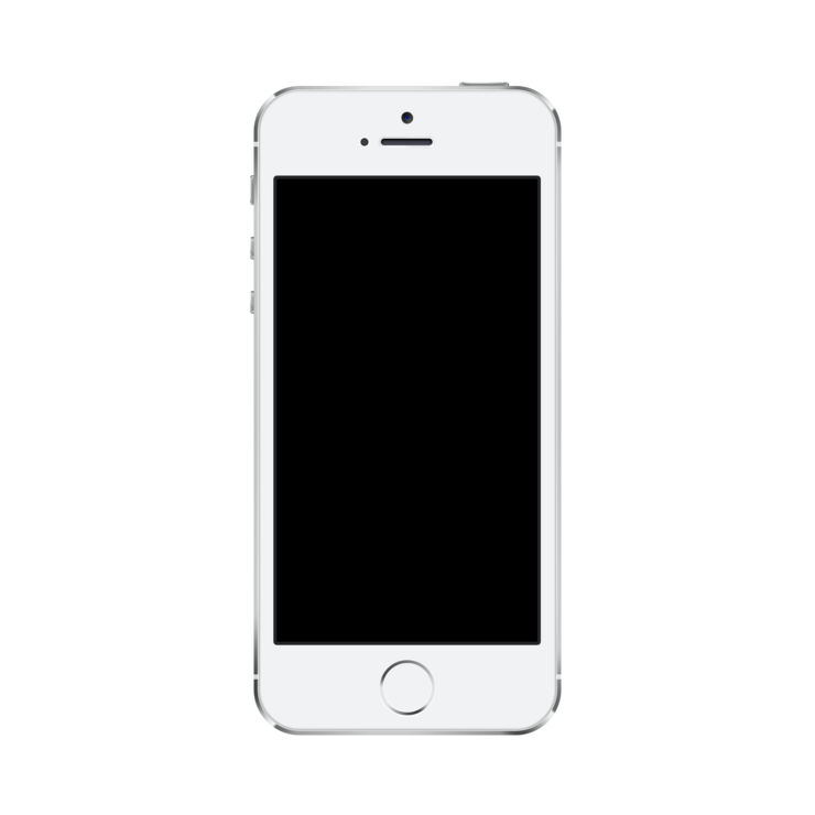 11 IPhone 5 Transparent Vector Images