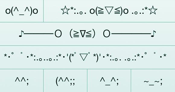 japanese symbols keyboard