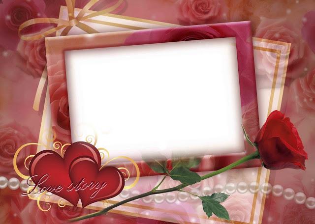 12 Love Psd Frame Images
