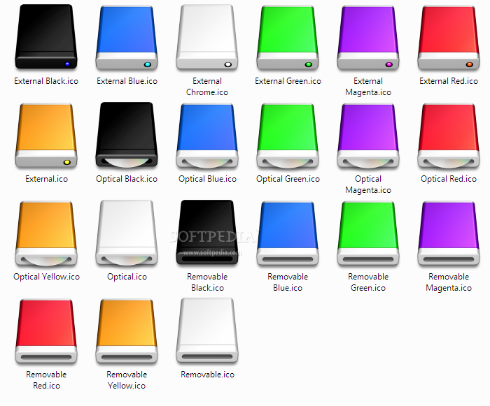 10 Microsoft CD Drive Icons Images
