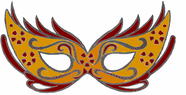 16 Vector Masquerade Masks Cartoon Images