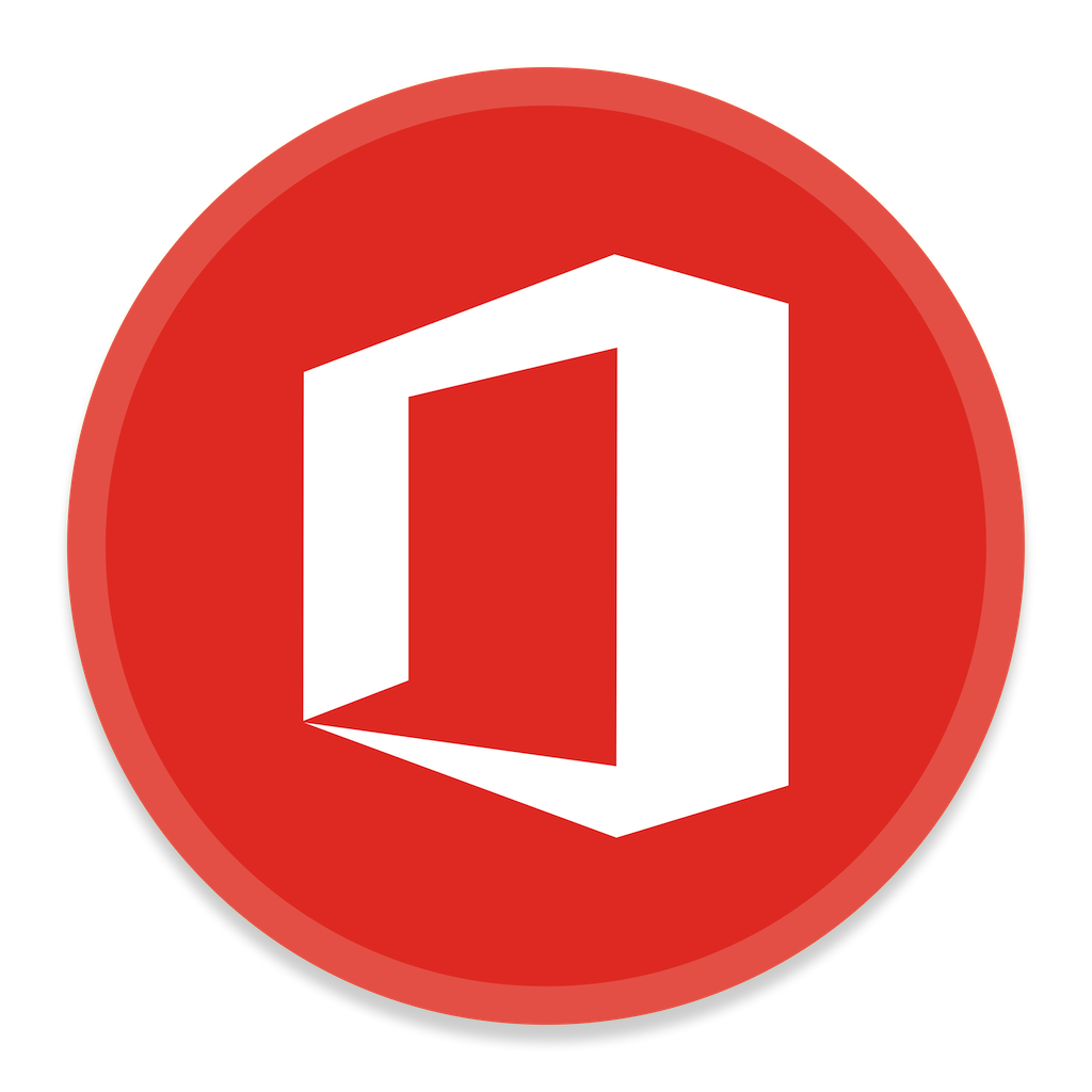 17 Free Microsoft Office Icon Downloads Images - Microsoft 2013