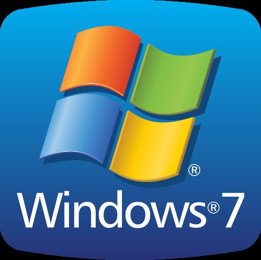 11 Windows 7 Logo Icon Images