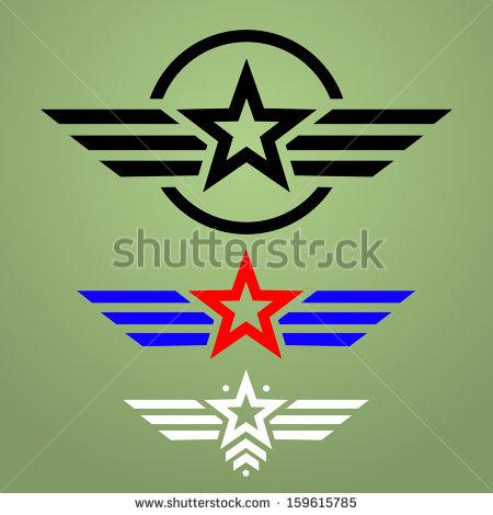 Military Star Emblem