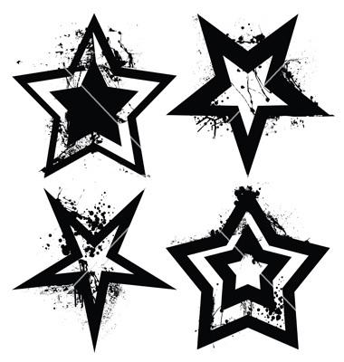 Military Star Vector Logo